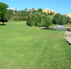 Image of the grounds at Miraflores Golf Club