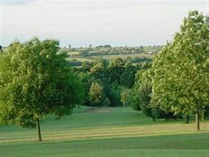 Image of the grounds at Cherwell Edge Golf Club