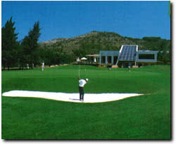 Image of the grounds at La Sella Golf Resort & SPA