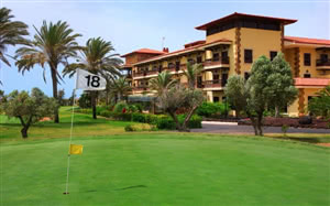 Image of the grounds at Fuerteventura Golf Club