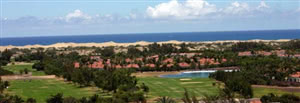 Image of the grounds at Maspalomas Golf Club
