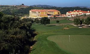 Image of the grounds at Campo Real Golf Resort