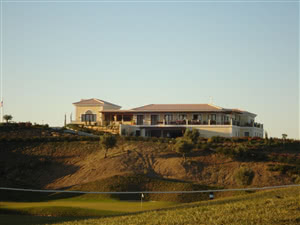 Image of the grounds at Quinta do Vale Golf Club