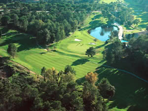 Image of the grounds at Girona Golf
