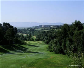 Image of the grounds at Club de Golf Masia Bach