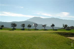 Image of the grounds at Antequera Golf Club