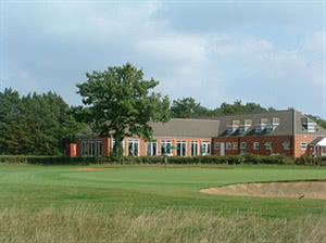 Image of the grounds at Silverstone Golf Club