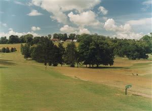 Image of the grounds at Temple Golf Club