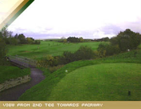 Image of the grounds at Ballycastle Golf Club