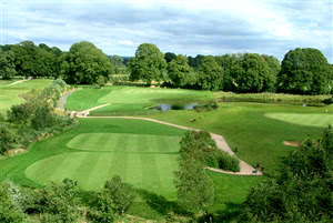 Image of the grounds at Galgorm Castle Golf Club