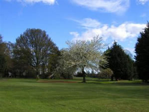 Image of the grounds at Lurgan Golf Club