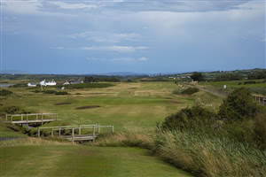 Image of the grounds at Castlerock Golf Club