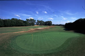 Image of the grounds at Kings Hill Golf Club