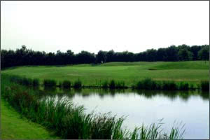 Image of the grounds at Collingtree Park Golf Course
