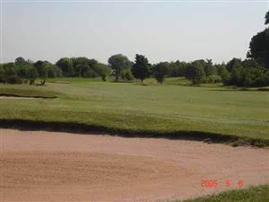 Image of the grounds at Oakmere Park Golf Club