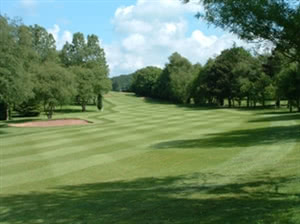 Image of the grounds at Leek Golf Club