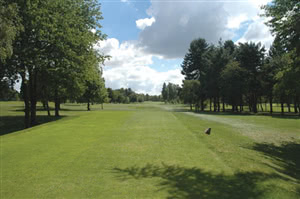 Image of the grounds at The South Staffordshire Golf Club