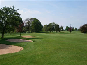 Image of the grounds at Trentham Golf Club