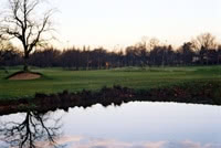 Image of the grounds at Altrincham Golf Club