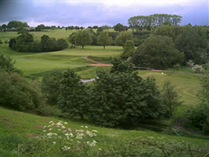 Image of the grounds at Brookdale Golf Club