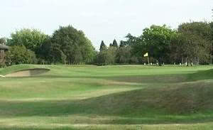 Image of the grounds at Copt Heath Golf Club