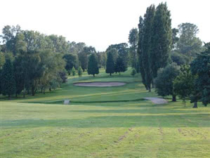 Image of the grounds at Coventry Hearsall Golf Club