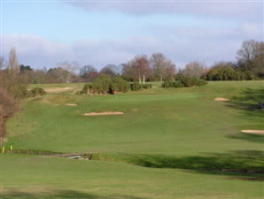 Image of the grounds at Harborne Golf Club