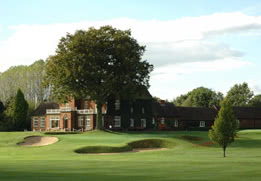 Image of the grounds at Blackwell golf club