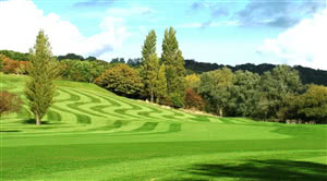 Image of the grounds at Evesham Golf Club