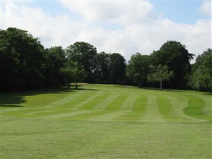Image of the grounds at Heaton Moor Golf Club