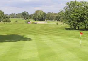 Image of the grounds at Sale Golf Club
