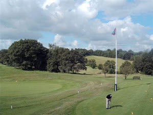 Image of the grounds at Sandiway Golf Club