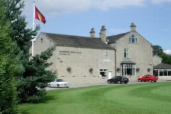 Image of the grounds at Stamford Golf Club