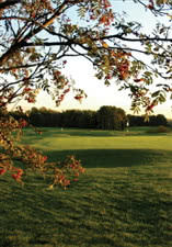 Image of the grounds at Stockport Golf Club