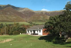 Image of the grounds at Keswick Golf Club