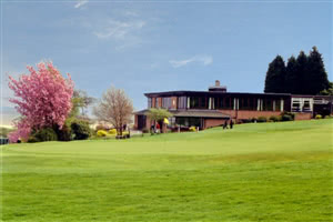 Image of the grounds at Ulverston Golf Club