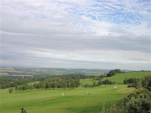 Image of the grounds at Consett & District Golf Club