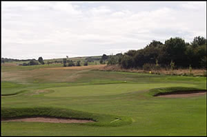 Image of the grounds at Seaham Golf Club