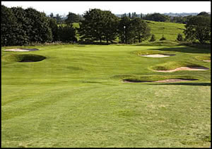 Image of the grounds at Manchester Golf Club
