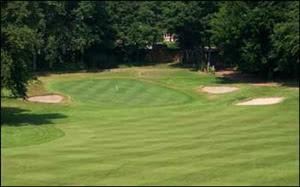 Image of the grounds at Prestwich Golf Club