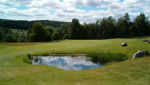 Image of the grounds at Inchmarlo Golf Club
