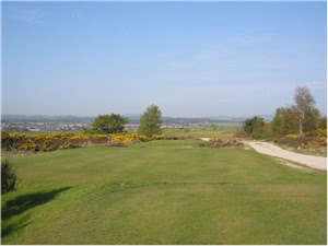 Image of the grounds at Kintore Golf Club