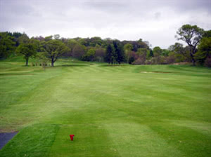 Image of the grounds at Cardross Golf Club