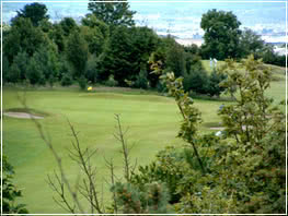 Image of the grounds at Turnhouse Golf Club