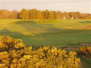 Image of the grounds at Powfoot Golf Club