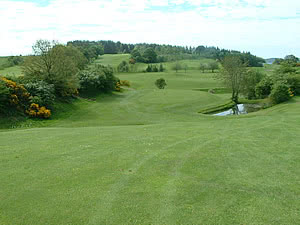 Image of the grounds at Kirkcudbright Golf Club