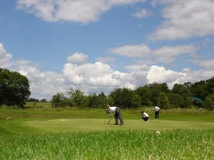 Image of the grounds at Mill Green Golf Club