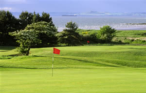 Image of the grounds at Longniddry Golf Club