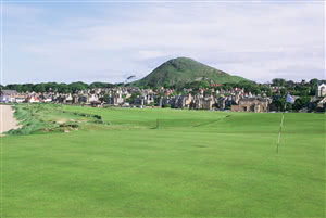 Image of the grounds at North Berwick Golf Club