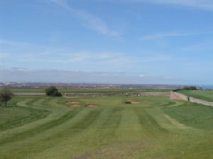 Image of the grounds at South Shields Golf Club